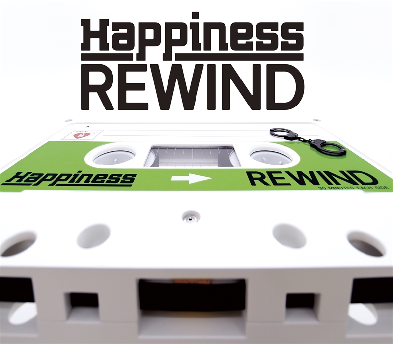 "Capa de ""REWIND"" (One Coin CD Edition)"